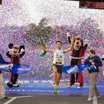 Brasileiros vencem a Maratona da Disney