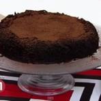 Torta de chocolate cremosa receita programa Mulheres 12/01/2015