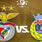 Futebol - Videos Golos Benfica 4 vs 0 Arouca – Taça da Liga Portuguesa