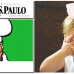 O jornal Folha de São Paulo afirma que os brasileiros são incapazes