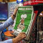 Internacional - Jordânia critica nova caricatura de Maomé na Charlie Hebdo!