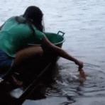 Blogueiro Repórter - A temerária pesca de piranhas