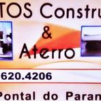 Construção e Aterro - Pontal do Paraná