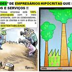 Greenwashing - Falsas Empresas Verdes