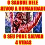 O Sangue Dele salvou a humanidade! O seu pode salvar 4 vidas!