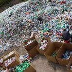 Mexicano cria máquina que recicla plástico sem usar água