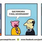 A água de Alckmin.