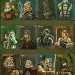 Quais são os principais deuses celtas?