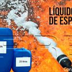 Líquido gerador de espuma - Firex Incêndio
