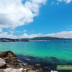 Turismo -  Bombinhas Santa Catarina: Onde a Natureza Sorri para Você
