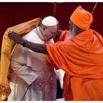 O Papa do Anticristo: Francisco diz a lideres Hindus no Sri Lanka que não precisam renunciar sua religião