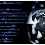 Poesias - Sou um gladiador ferido...