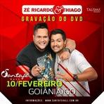 Zé Ricardo e Thiago preparam novo DVD em Goiânia.