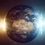 Meio ambiente - Estudo pertubador sugere que algo do espaço pode destruir a Terra... E não é um asteroide