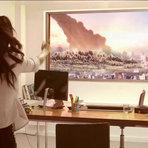LG Cria Ultra HDTV de 84p e Simula Fim de Mundo