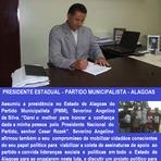 Presidência do PMM em Alagoas