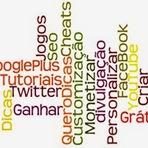 Como criar sua própria imagem de nuvens de palavras para blog e redes sociais.