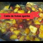 Culinária - Blog da Estela: Calda de frutas quente