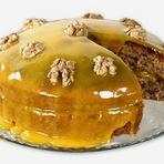 Culinária - Receita de bolo de noz com Licor Beirão