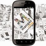 Mangás Mobile - Aplicativo para leitura de Mangás no seu celular