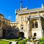 Portugal -  Vamos viajar? Conheça Palácio e Mata do Buçaco - Portugal