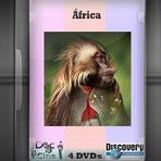 Documentários - África 4 DVDs