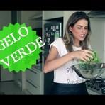 Suco desintoxicante: Aprenda a fazer gelo de suco verde