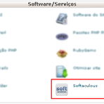 Instalador de Aplicativos SoftAculous Instale centenas de aplicativos com apenas alguns cliques!
