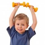 Crianças Podem Fazer Musculação?