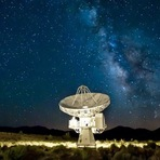 Espaço - Detectados misteriosos sinais de rádio de lugar desconhecido no universo