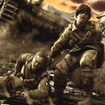 Wallpaper de Games de Guerra Radicais