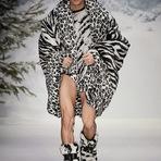 Moda & Beleza - Veja os looks mais bizarros da semana de moda de Londres
