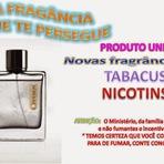 Saúde - Tabacus e Nicotins - A Fragancia que te persegue