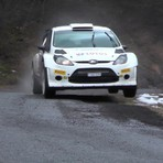 Kubica insano em teste para o Mundial de Rally