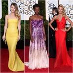 Veja os melhores e piores looks das celebridades no Globo de Ouro 2015.