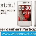 Sorteio! Smartphone LG Optimus L1