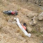 Morre o Jovem Bruno Gomes, 22 anos, de acidente de moto próximo ao Regional.
