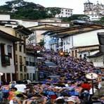Turismo - 5 melhores destinos mineiros durante o carnaval - VARIAS TAMPAS®