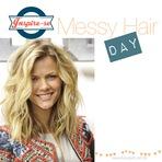Messy hair: aprenda a deixar seu cabelo bagunçado, mas com muito estilo!