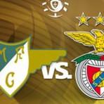 Video Golos Moreirense 0 vs 2 Benfica – Taça da Liga Portuguesa
