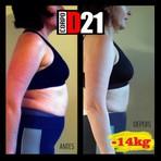 treino de 5 minutos para perder a gordura da barriga em casa.
