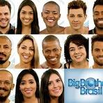 """Entretenimento - Décima quinta edição do """"Big Brother Brasil"""" apresenta perfis diversos, diminui o ritmo e tem boa estreia"""