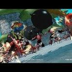 One Piece: Pirate Warriors 3 - Jogabilidade de Luffy, Trafalgar Law, Doflamingo e Fujitora