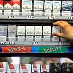 Os cigarros podem acabar em breve no Reino Unido