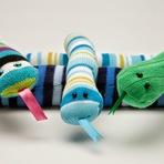 Aprenda à Fazer Bichinhos  de Meias ou Luvas de Lã.