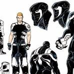 [HQ's] Marvel revelou a nova aparência de Venom em HQ de Guardiões da Galáxia
