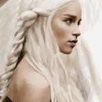 Mulher - Como fazer Penteado Medieval: Daenerys Targaryen