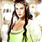 Mulher - Como fazer Penteado Elfico: Arwen