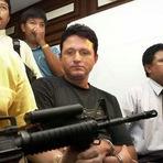 Coitadinho, mataram o traficante lá na Indonésia, por que fizeram isso