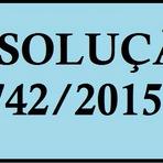 RESOLUÇÃO SEE Nº 2.742, DE 22 DE JANEIRO DE 2015